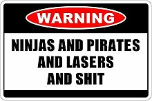 Kia Haop Ninjas and Pirates and Lasers and $HIT