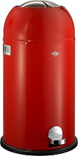 Kickmaster - 33 Liter - Mülleimer - Rot