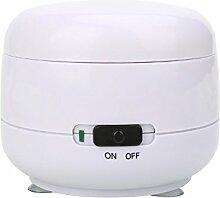 Kicode Schmuck-Reiniger Elektrischer Ultraschall Reinigungsinstrument Professionel Home Werkzeuge Weiß Praktisch