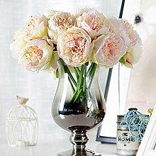 Kicode TOPmountain Peony Chrysanthemum Simulation