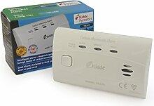 Kidde Fyrnetics 10LLCO Carbon Monoxide Alarm Detector Sealed In Lithium Battery Ultra Long Life (10 Year Guarantee) by Kidde