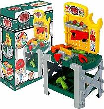 Kids 33Werkbank Werkzeug Se