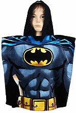 Kids Batman Hooded Schwimmen/Beach Handtuch Poncho