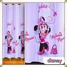 Vorhang Minnie Mouse günstig online kaufen   LionsHome