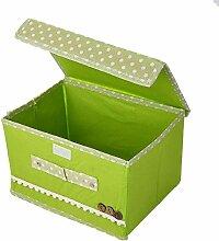 KIEDIF Aufbewahrungsbox Kleidung Aufbewahrungsbox