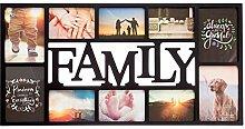 Kiera Grace Family Collage-Bilderrahmen, für 10