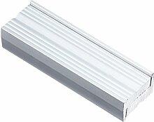 Kiesel Werkzeuge Alu-Magnet-Schraubstockbacken 100