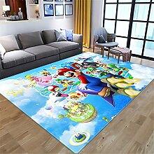 KIKCY Cartoon 3D Anime Super Mario Muster