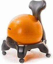 Kikka Active Chair Bronze Ergonomischer Stuhl mit