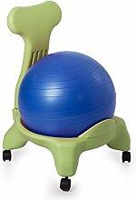 Kikka Active Chair (grünen Rahmen-Blue