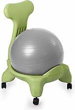 Kikka Active Chair (grünen Rahmen–Gray
