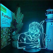 Killing Stalking Sangwoo kreative Lampe LED 3D
