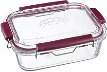 Kilner 1,4 Liter Chill Cook Carry stapelbar Glas