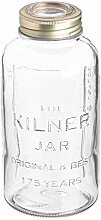 Kilner - Anniversary Screw Top Jar - Einmachglas -