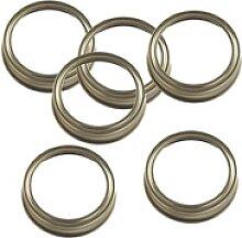 KILNER Drehverschluss-Ring für Einmachglas mit