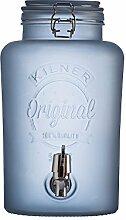 Kilner - Getränkespender - 5 Liter - Blau,