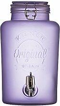 Kilner - Getränkespender - 5 Liter - Purple,