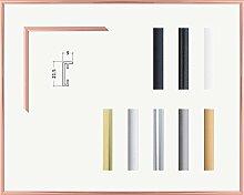 Kimberly Echt Aluminium Bilderrahmen 60 x 60 cm
