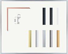 Kimberly Echt Aluminium Bilderrahmen 80 x 120 cm