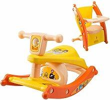 Kind Schaukelpferd Rocker Spielzeug Multifunktions