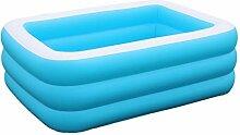 Kind Umweltschutz Aufblasbare Badewanne Baby Aufblasbare Pool Dicker Halten Warm Schwimmbad Faltbare Ozean Ball Pool Planschbecken Pool Wasserspielplatz