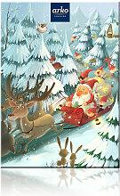 Kinder-Adventskalender Schlittenfahrt´´ von
