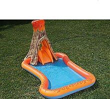 Kinder Aufblasbares Schwimmbad Cartoon Baby