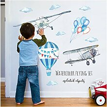Kinder Babyzimmer Innen Wandbild Aufkleber Tapete
