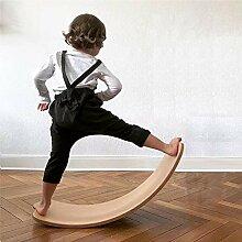 Kinder Balance Board Pull Back Schaukel Wippe aus