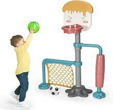 Kinder Basketballstaender hoehenverstellbar, 3 in