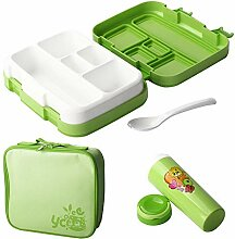 Kinder Bento Box Brotdose Für Kinder Lebensmittel