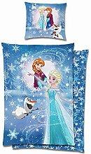 Kinder-Bettwäsche Die Eiskönigin Frozen Lights