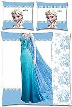 Kinder-Bettwäsche Frozen Die Eiskönigin Suit-Up