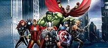 Kinder Fototapete - Avengers 2