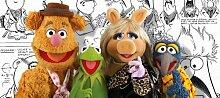 Kinder Fototapete - Muppets