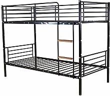 Kinder-Hochbett / Einzelbett für 2 Kinder, Metall