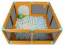 Kinder-Indoor-Spiel Zaun Baby-Spielplatz