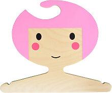 Kinder Kleiderbügel pink, Petit Monkey