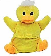 Kinder Körnerkissen - ENTE - Baby Plüsch Teddy