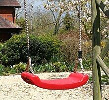 Kinder Kunststoff Garten Schaukel Sitz–Klettergerüst Zubehör–blasgeformte ro