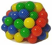 Kinder Kunststoff Spielen Bälle für Gruben Pool Hüpfburg Mehrfarbig Toys