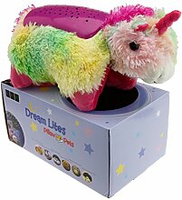 Kinder Kuscheltier Einschlaf Pillow Bett Licht Beruhigende Nachtlampe Spielzeug
