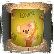 Kinder Leuchte als Wandlampe/Schlummerlicht oder