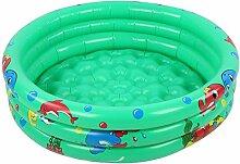 Kinder Mini Pool Runde aufblasbare Baby