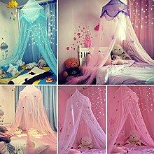 Kinder Moskitonetz Traumhafter Kinder Zimmer rund