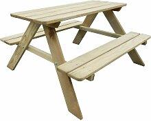 Kinder-Picknicktisch 89 - Hommoo