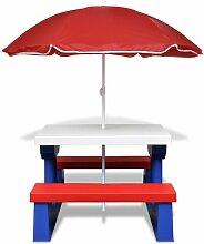 Kinder-Picknicktisch