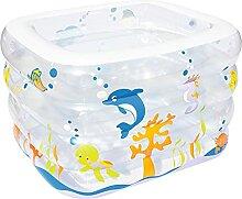 Kinder Planschbecken Gartenpool Aufblasbare Pool