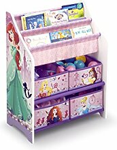 Kinder Regal Bücherregal Spielzeugregal Princess