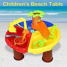 Kinder Sand und Wassertisch Spielset, Graben Sand